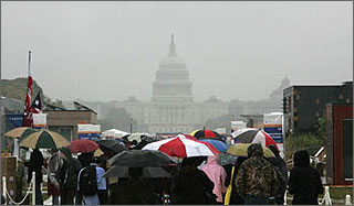 Dc in the rain