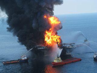 BP Oil Rig Explosion